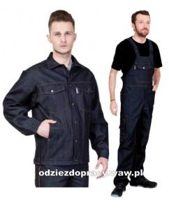 c99d88d7addbed HETMAN JEANS polskie mocne ubranie robocze bawełniane - ATBS Odzież ...