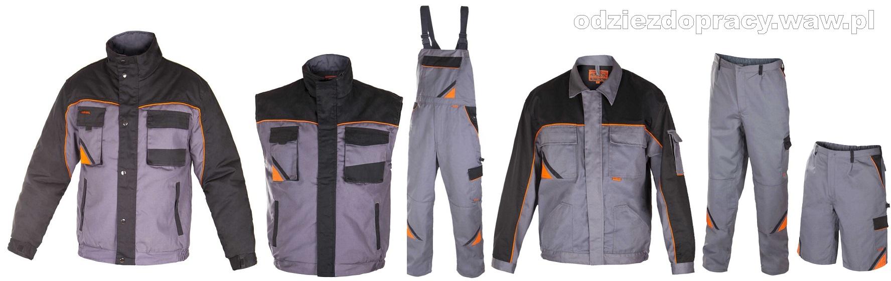 6eaac8f5ecd9f Kolekcja PROFESSIONAL uniwersalne ubrania robocze. Sklep z odzieżą roboczą  i artykułami BHP ATBS Odzież do pracy ...