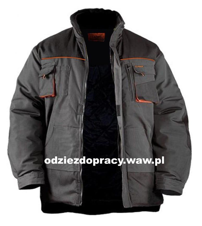 8bee0b2727e36 CLASSIC LONG kurtka robocza ocieplana - ATBS Odzież do pracy - sklep ...