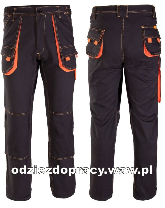 88584e2249ddc BRIXTON SPARK spodnie robocze do pasa z miękkiej bawełny 100% - ATBS ...
