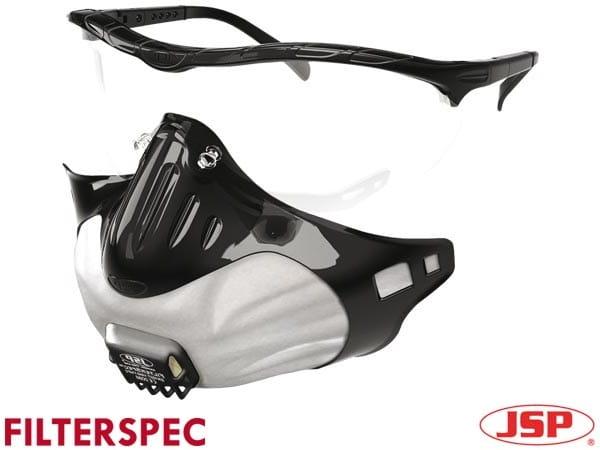 b8effc0468269c Maska filtrująca jednorazowa FILTERSPEC_BT2V BT, półmaska ...
