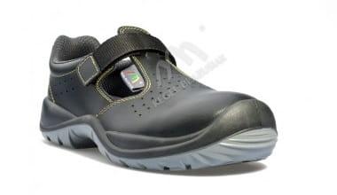 7de39053ac5fe KEGEL sandały Work S1P lekkie przewiewne buty robocze ze skóry naturalnej,  kompozyt - ATBS Odzież do pracy - sklep BHP Warszawa