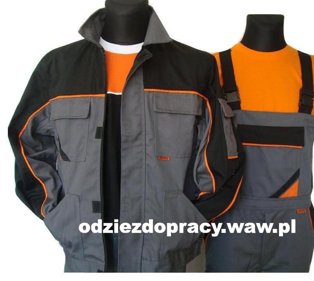 9cf3929871 PROFESSIONAL ubranie robocze bluza i ogrodniczki - ATBS Odzież do ...